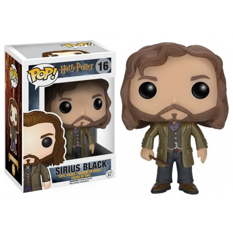 Sirius Dog Harry Potter Funko Pop