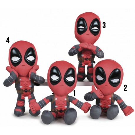 Peluches Deadpool 30 cm