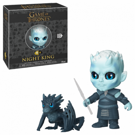Jon Nieve Juego de Tronos Funko 5 star (Game of Thrones)