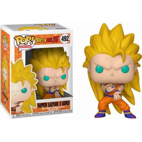 Figura Son Goku Pop Dragon ball z Pop Vinyl Funko