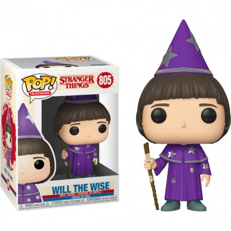 Will the Wise Stranger Things Pop Vinyl Funko