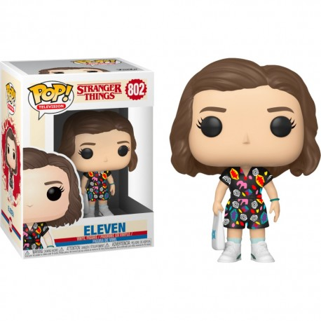 Eleven temporada 3 Stranger Things Pop Vinyl Funko