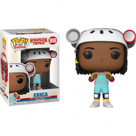Erika temporada 3 Stranger Things Pop Vinyl Funko
