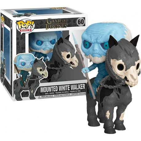 CAMINANTE BLANCO JUEGO DE TRONOS FIGURA POP VINYL Game of thrones White Walker)