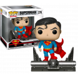Superman Jim Lee Exclusivo gargoyle Funko Pop