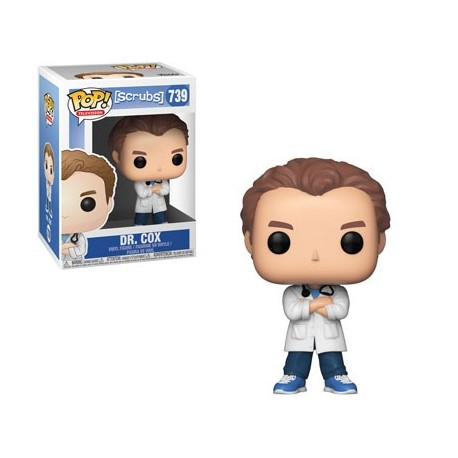 Figura Bob in scrubs temporada 2 Stranger Things Pop Vinyl Funko