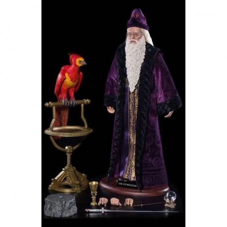 Figura Albus Dumbledore Harry Potter Rock Candy Funko