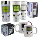 PAck tazas y vaso sensitivos y Termo Game Boy Nintendo