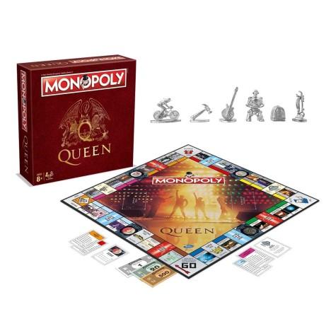 Monopoly Friends SErie TV castellano