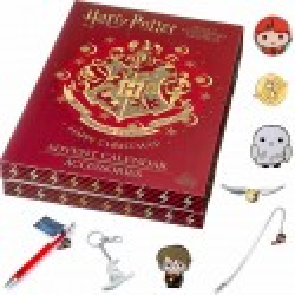 CAlendario Adviento 2019 HArry Potter accesorios