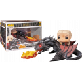 Daenerys Drogon fiery dragon Funko Pop Rides Juego Tronos