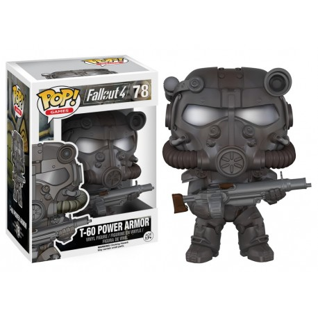 Figura Brotherhood of steel Fall Out Pop Vinyl