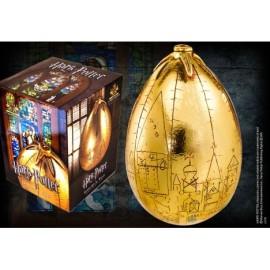 Réplica Huevo de Oro Torneo 3 magos Harry Potter Noble
