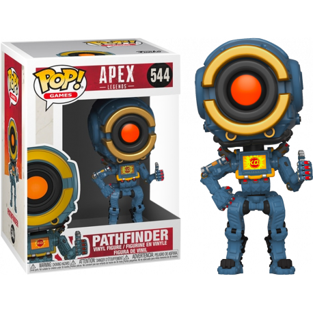 Apex Bloodhound funko Pop