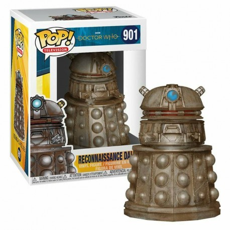 Figura Dr Who Pop num 223 Vinyl Dalek doctor Funko