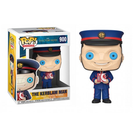Doctor 13 con gafas Who Pop Vinyl doctor Funko Pop