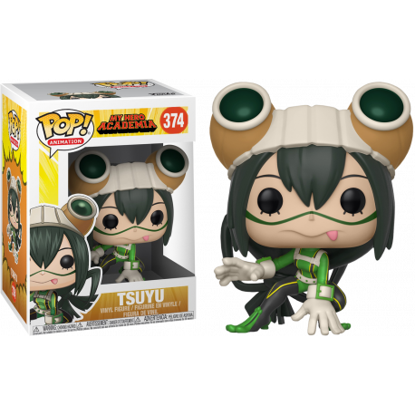 SHOTA AIZAWA her costume My Hero academia Funko Pop