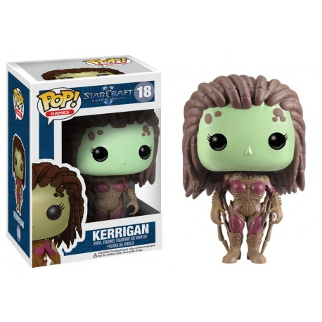 Figura Illidan World num 14 of Warcraft Pop Funko
