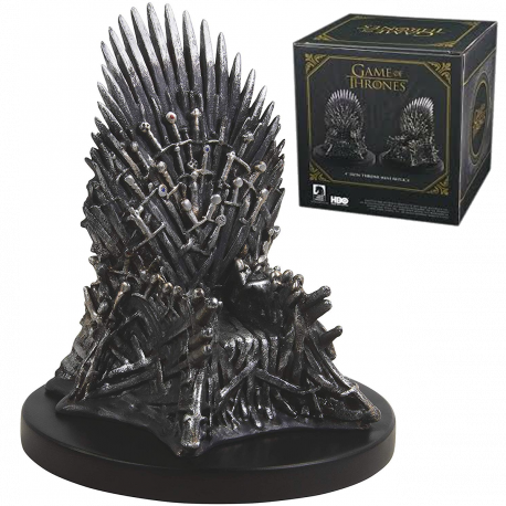 Juego de Tronos Estatua Trono de Hierro 18cm Game throne iron Dark Horse réplica