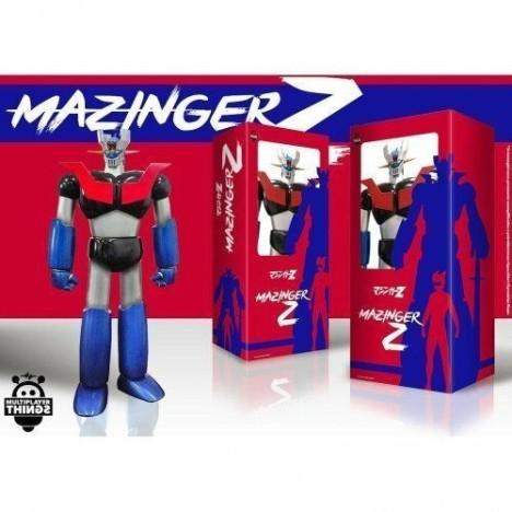 Figura Mazinger Z 60 Jumbo cm en caja regalo High DreamGo Nagai