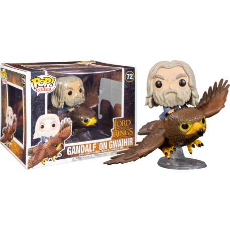 Witch King on Fellbeast Funko Pop Señor Anillos Rey Brujo