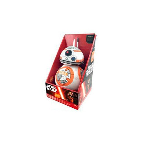 Peluche con sonido BB-8 BB8 ep VII 23 cm Star Wars force Awakens Despertar fuerza