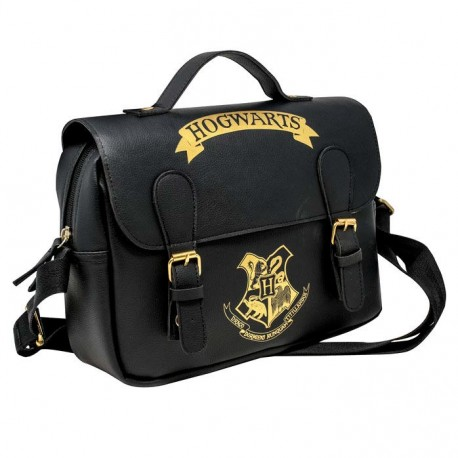 Bolso termo satchel Hogwarts Harry Potter