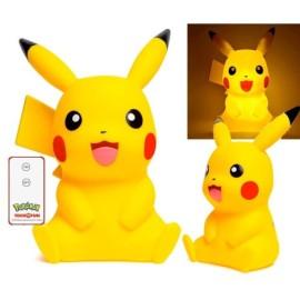 Lámpara Led 40 cm Pikachu