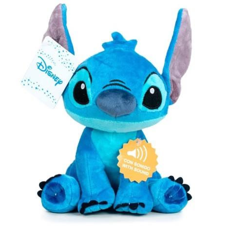 Peluche oficial Stitch Disney alta calidad Plush 30 cm stich lilo