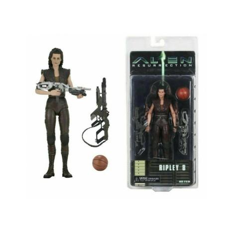 Aliens Figura Ripley Prisoner Alien 3 Serie 8 Neca