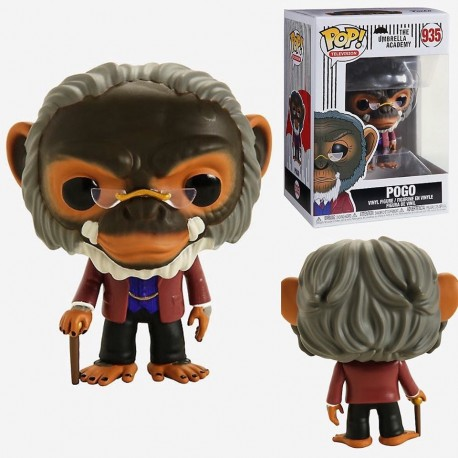 The Umbrella Academy - Klaus Hargreeves Pop Vinyl Funko