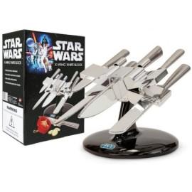 Set 5 Cuchillos X-Wing star Wars