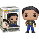 Vault Dweller Male Fall Out Pop Vinyl num 371