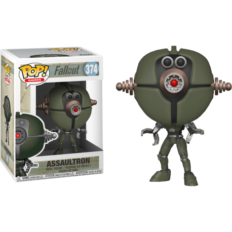 Figura Power Armor t-60 Fall Out Pop Vinyl num 78
