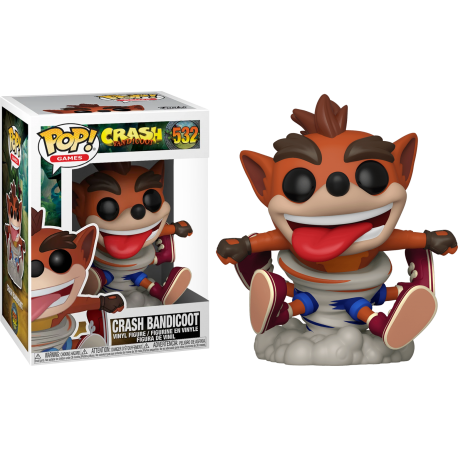 Figura Crash Bandicoot Num 273 Funko Pop