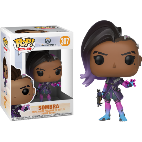 ZArya Overwatch Pop Vinyl 306