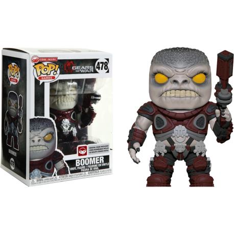 Damon Baird Gears of War funko Pop