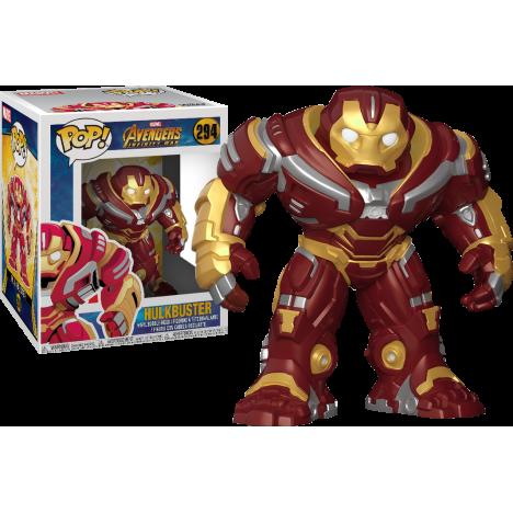 Hulkbuster Funko Pop Vengadores Avengers
