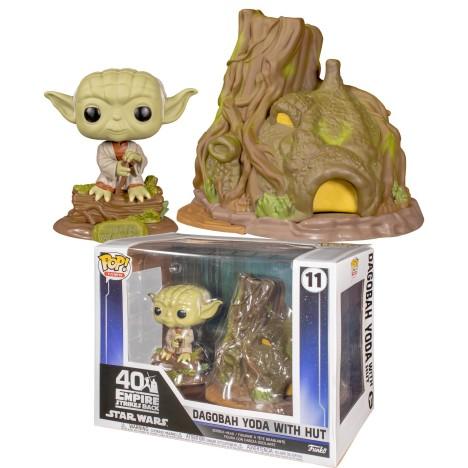 Yoda 10 CM POP VINYL STAR WARS Funko