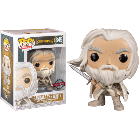 Gandalf Funko Pop Señor ANillos Lord of the Rings
