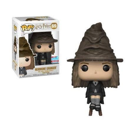 Hermione Granger con caldero cauldron Harry Potter 10 cm Funko Pop