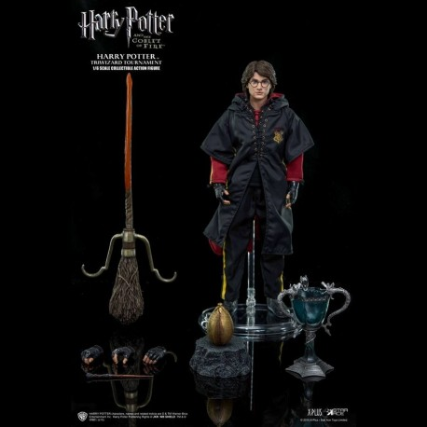 Albus Dumbledore Starace Toys 1/6 ocn Fawkes Harry Potter Piedra Filosofal