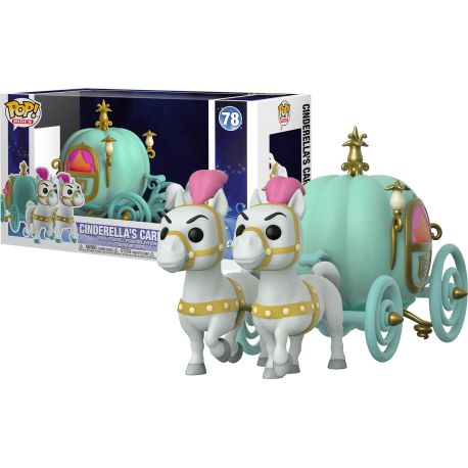 Figura Hercules y Pegaso Rides Herc Disney Pop Funko