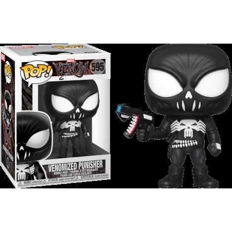 Dr Strange venomized Funko Pop Marvel Venom