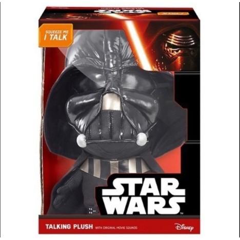 Peluche con sonido Bobba Fett 23 cm Star Wars