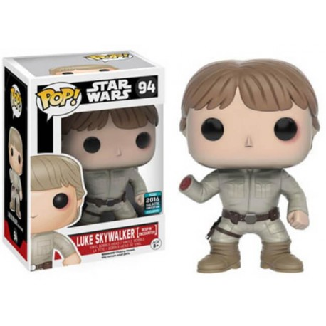 Figura Luke BEspin Pop Vinyl Star wars funko