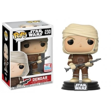 Exclusiva Luke BEspin Pop Vinyl Star wars funko