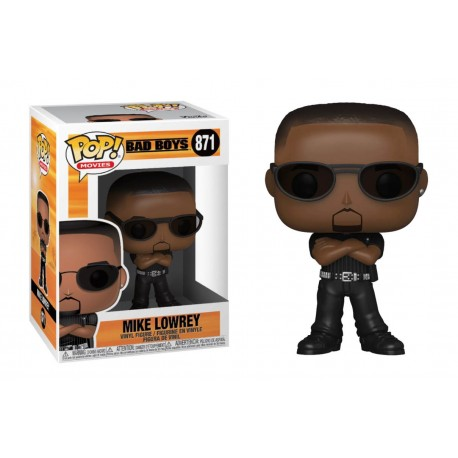 Mike Lowrey Bad Boys Policias rebeldes funko Pop