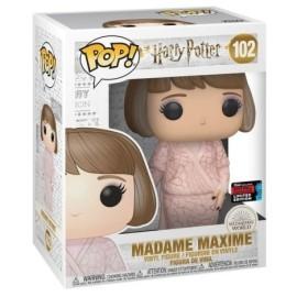 "Madame MAxime Funko Pop Harry Potter Exc NYCC 6"""