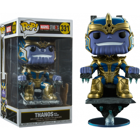 Figura Thanos Infinity War Vengadores Avengers